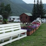 Summer at Toad River Lodge