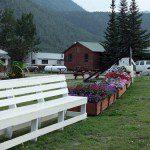 Summer at Toad River Lodge