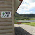 Cabin #23 on Reflection Lake