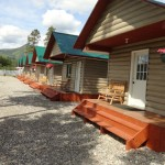 Toad River Lodge Cabins